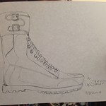 Project Seven_Army Boot