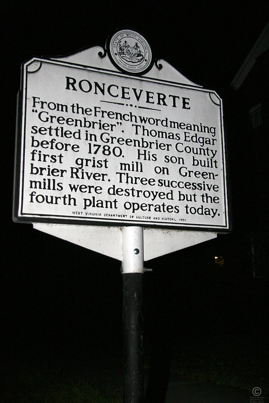 WV-076 Ronceverte