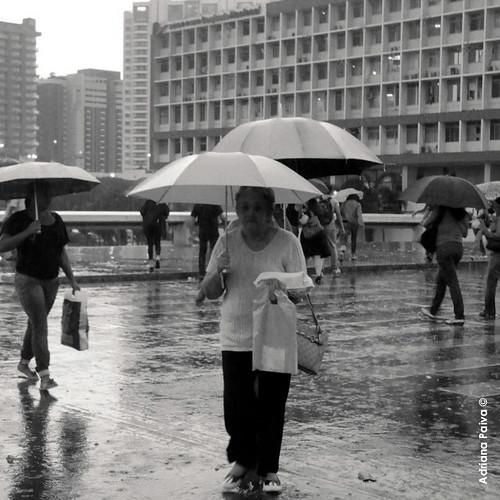 Bsb, fim da estiagem - Chuvas chuva tempestades de verão