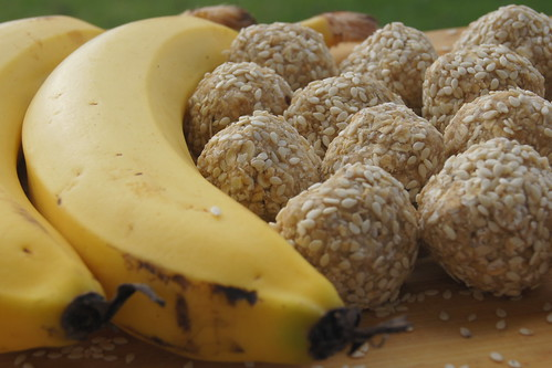 Image of Summer Banana Oat Balls