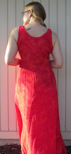 Red Herring Dress