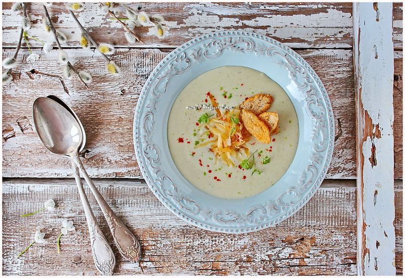 ...spring soup