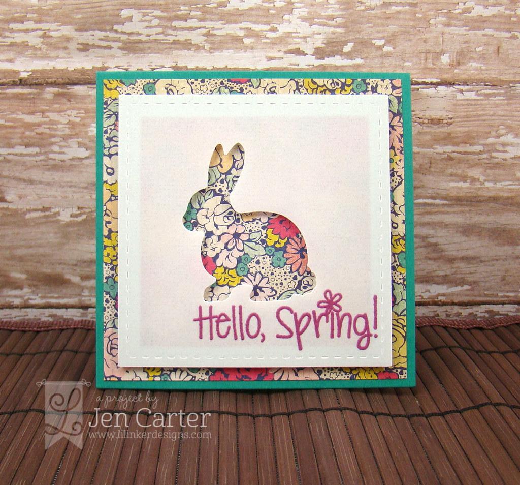 Hello Spring Bunny 1.1