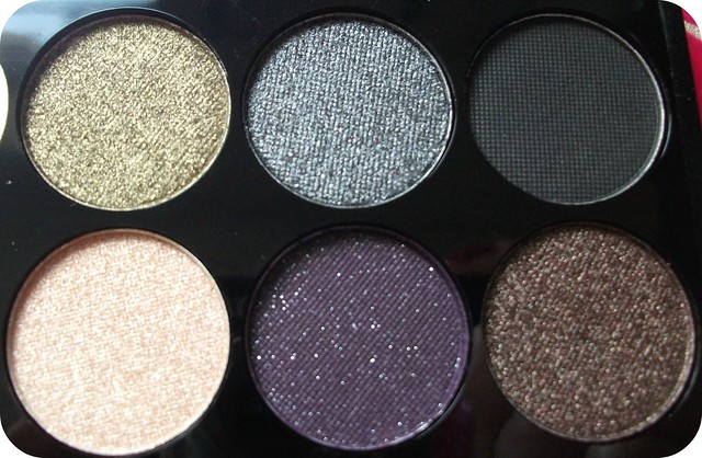 Sleek Showstoppers Palette Shades 2