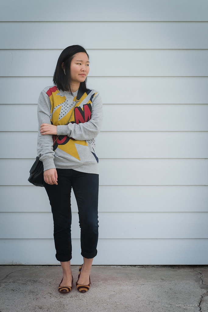 phillip lim target boom sweater