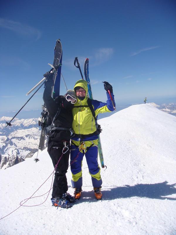Summit heroes
