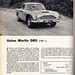Aston Martin DB5 Road Test 1964 (1) by Trigger's Retro Road Tests!