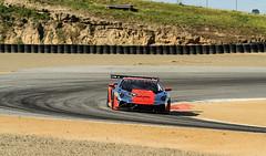 2014 Lamborghini Super Trofeo Laguna Seca Practice and Qualifying
