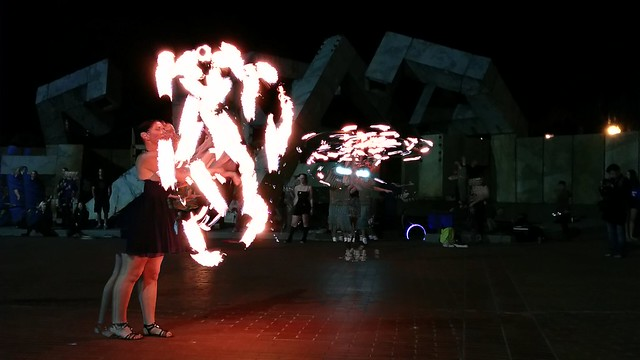 Fire Dance