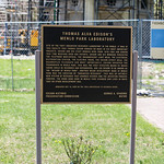 Thomas Alva Edison Memorial Tower and Menlo Park Museum, New Jersey