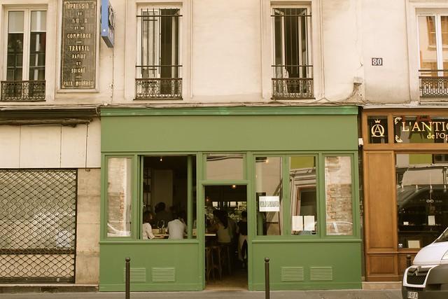 restaurante e bar clamato paris bastilha