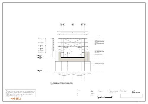 HASSEL 建築師事務所 - 雲般的臨時公共空間 The Immersery 水之交融