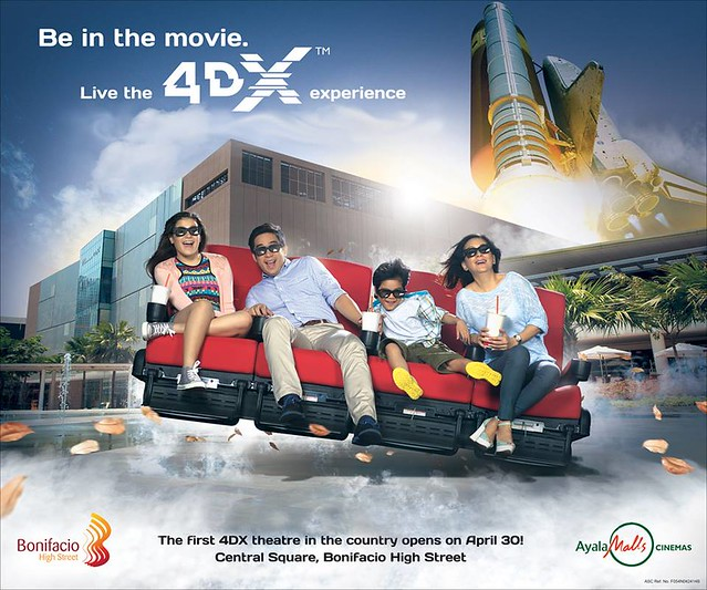 4DX Cinema BGC