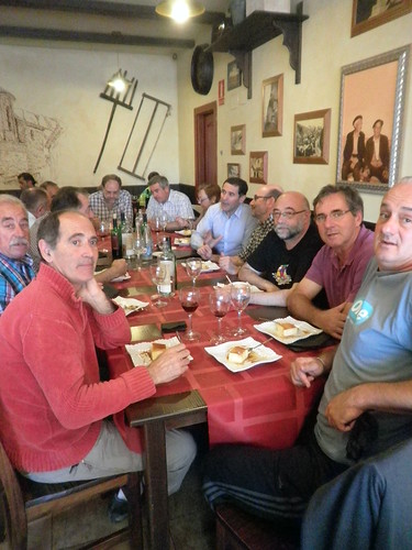 Reunión de radiólogos