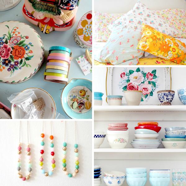 colour story : Tamar Schechner | Emma Lamb