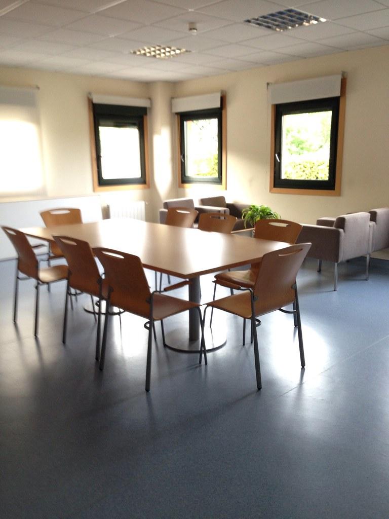 Sala reuniones [212/365] #lafotodeayer