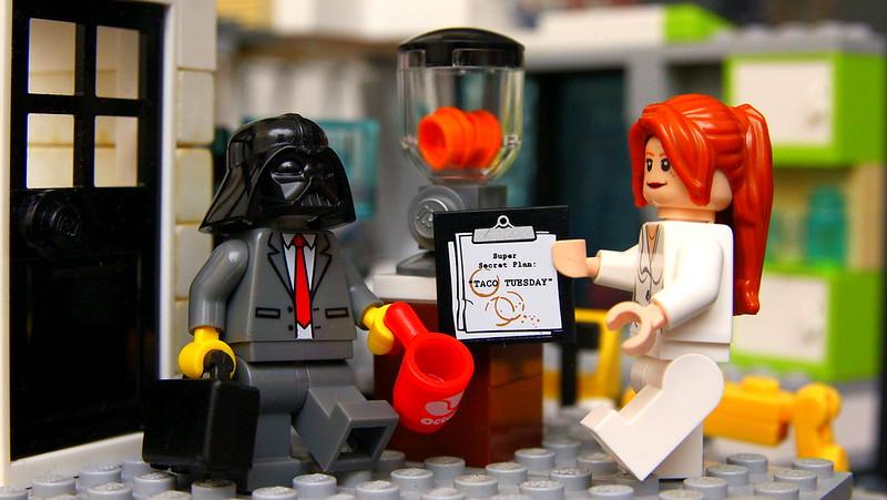 Business Vader