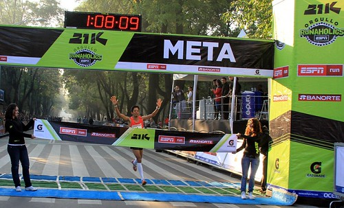 Medio Maratón ESPN 2014