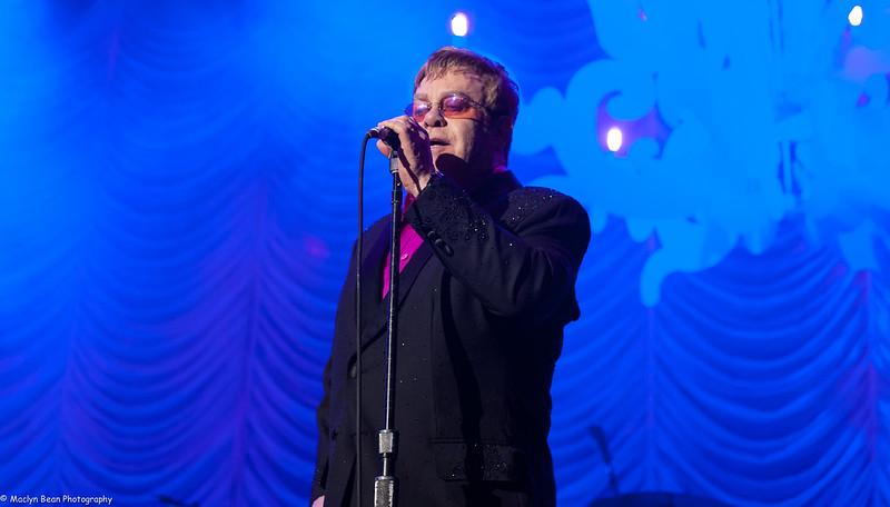 Elton John @ The Waldorf Astoria NYC