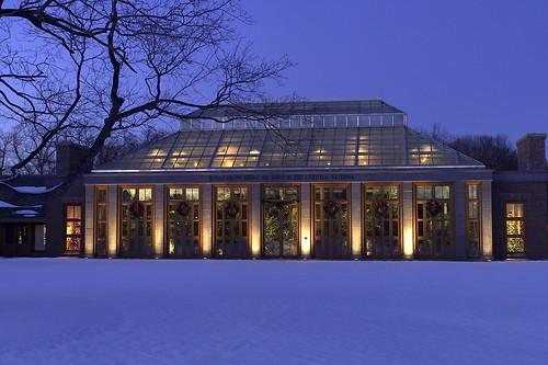 Tower Hill Botanic Garden - Boylston