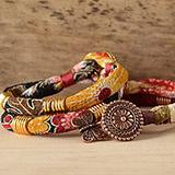 Kimono Cord Bracelet