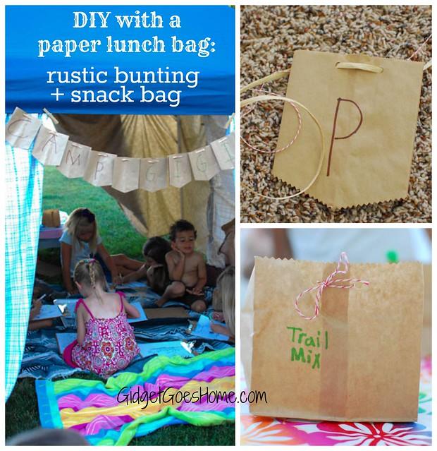 paper bag DIYs