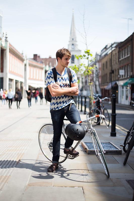 Street Style - Thomas, Spitalfields