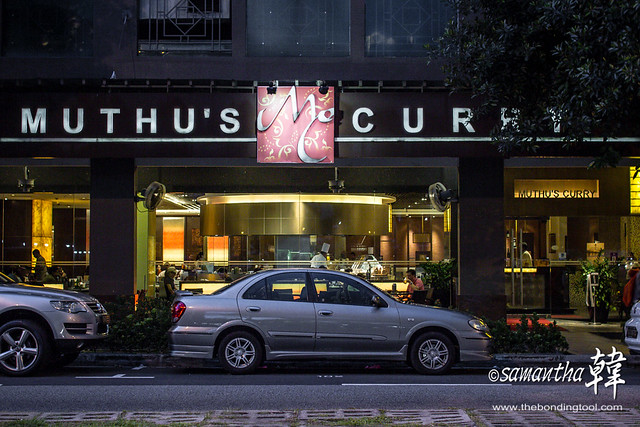 Muthu's Curry Race Course Road
