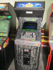 Star Wars arcade game