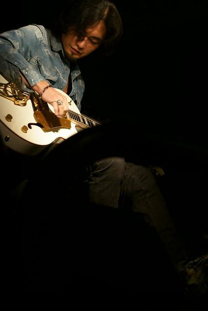川満卓朗 live at 獅子王, Tokyo, 10 May 2014. 056