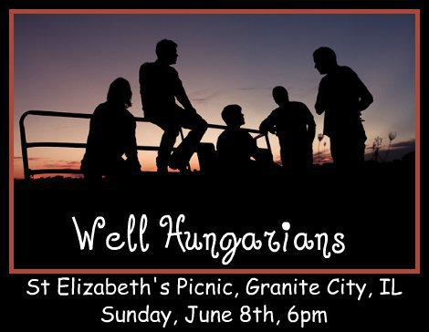 Well Hungarians 6-8-14