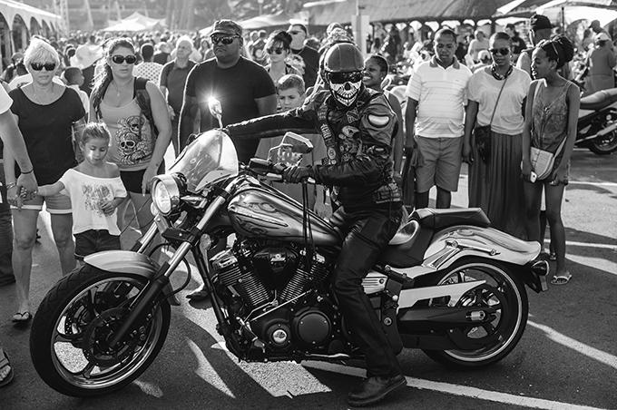Harley Davidson Desmond Louw South Africa 0500