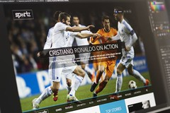 Sports Template for Joomla