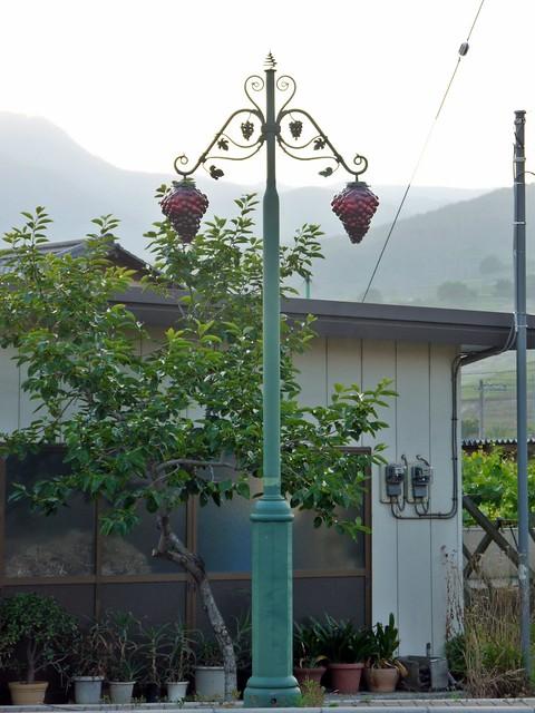 Yamanashi Lamp post