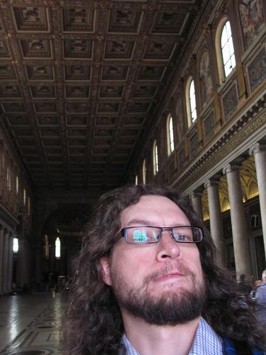 Second trip to Santa Maria Maggiore
