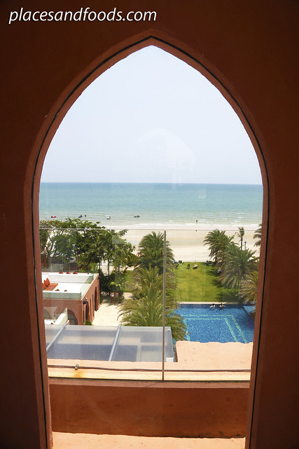 Marrakesh Hua Hin Resort and Spa beach view