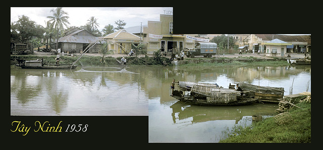 Tay Ninh 1958