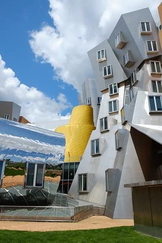 MIT's Stata Center