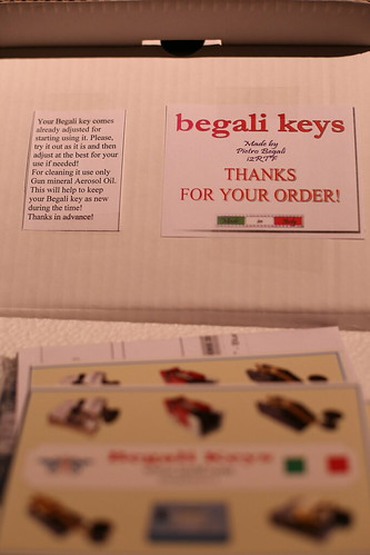 Begali Keys box