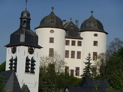 Schloss in Gemünden