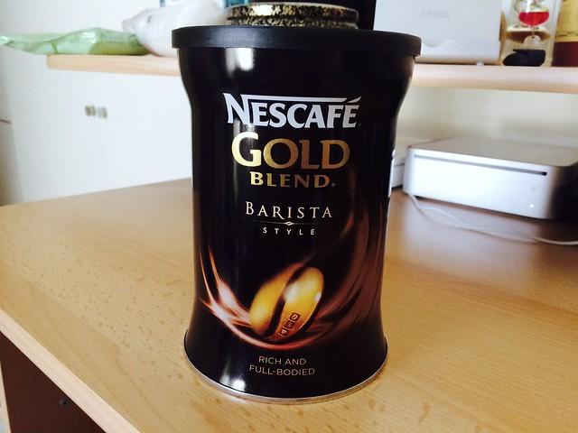 Nescafé Gold Blend Barista Style