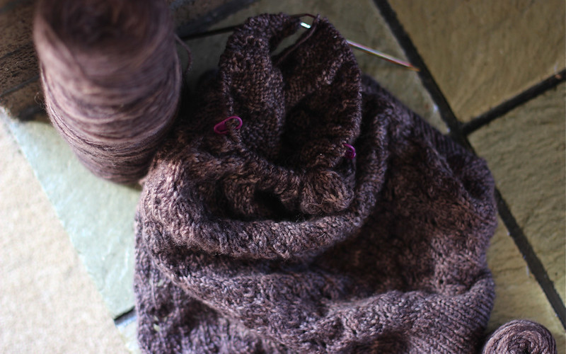 Knitting For A New Kind Of Cold