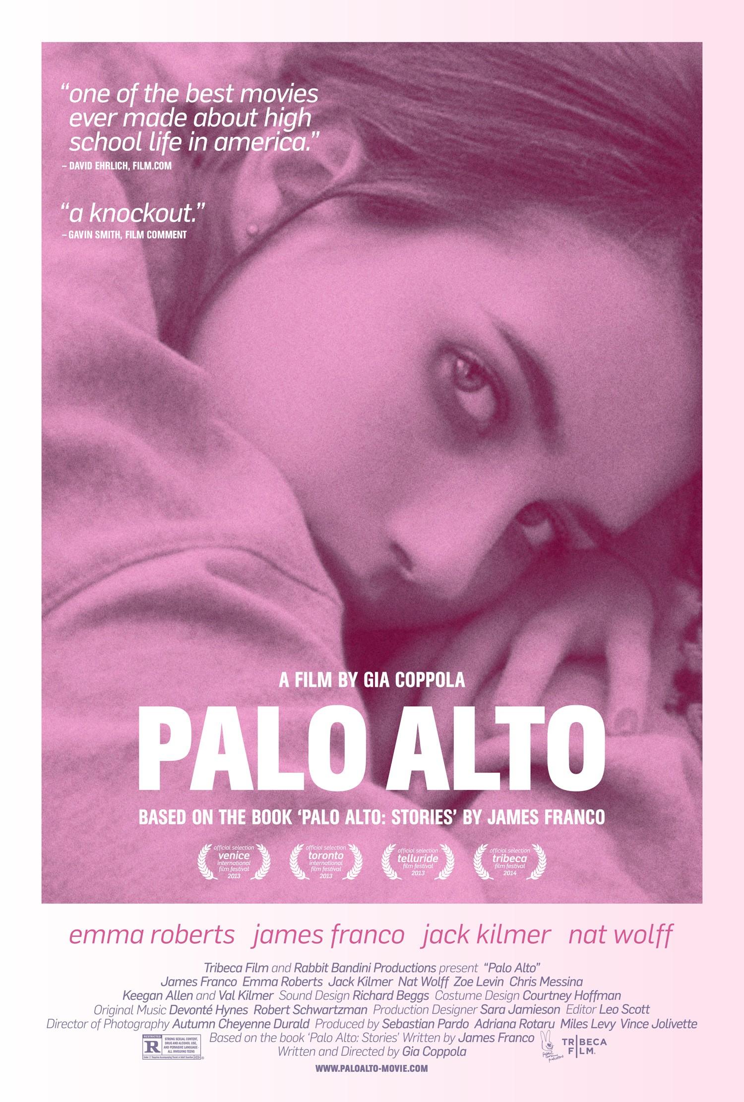 Poster Palo Alto Emma Roberts