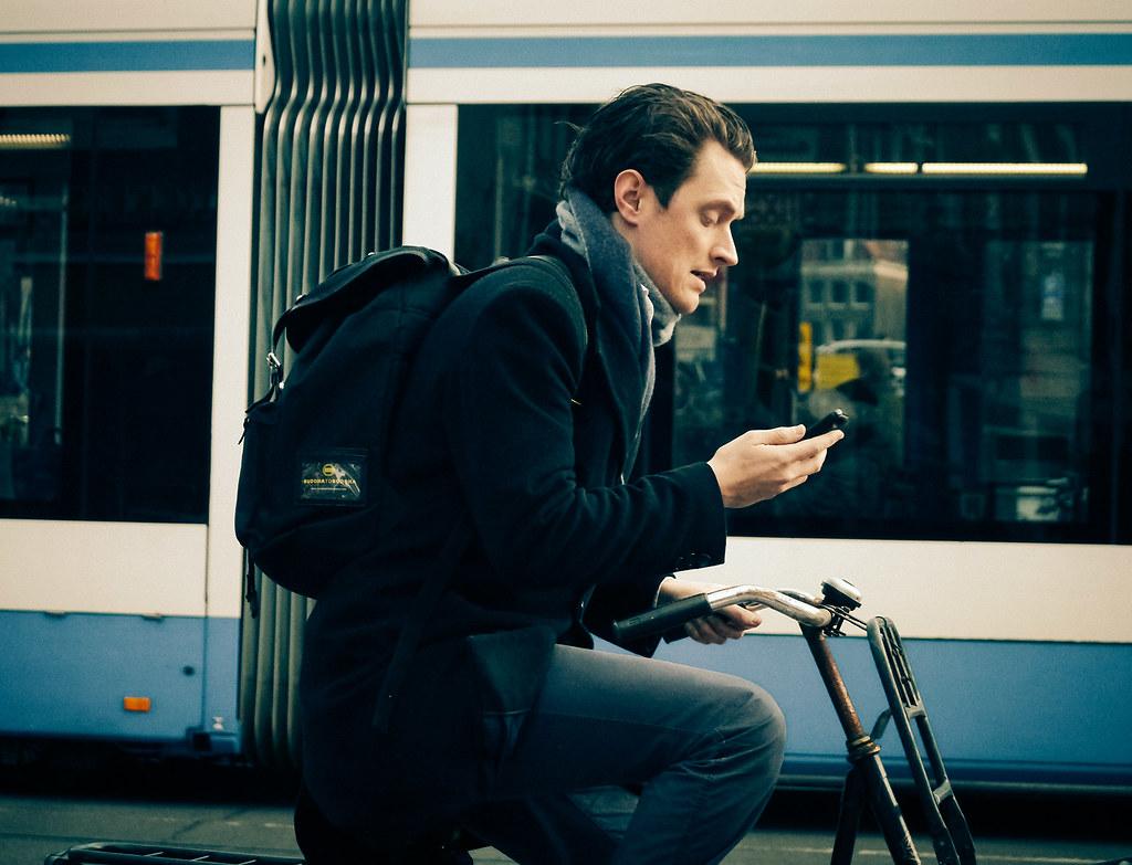 Text N Tram