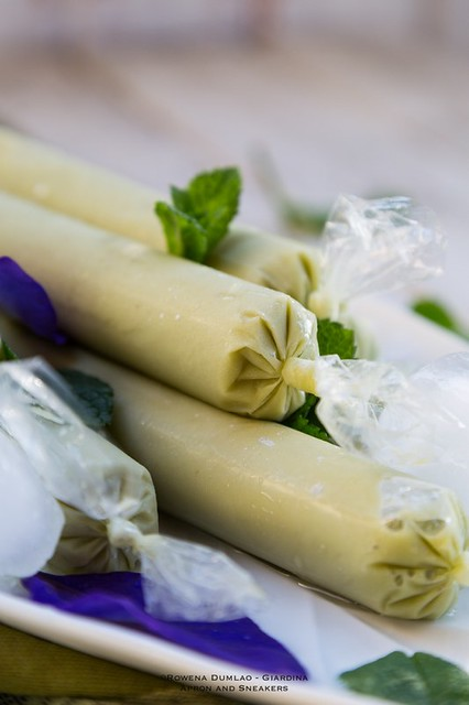 Avocado, Green Tea & Almond Ice Candy: Philippine Ice Pops | Flickr ...
