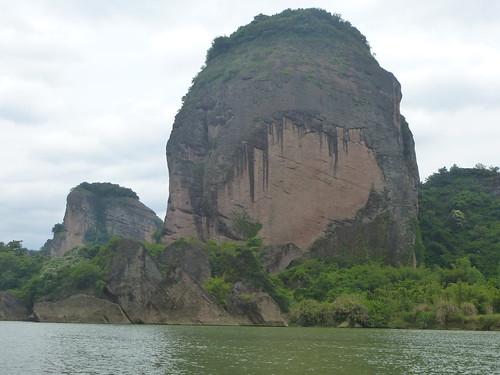 Jiangxi-Longhu Shan-3 Radeau (85)