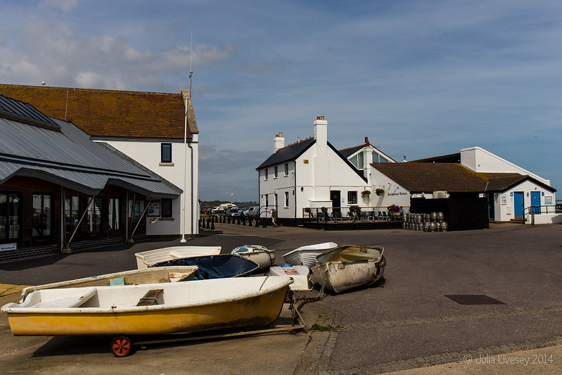 Lifeboat Station and Pub