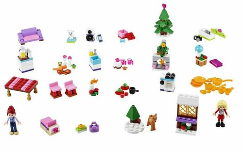 41040 Friends Advent Calendar