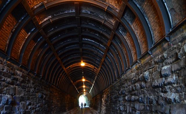 Tunnel under Alexandria