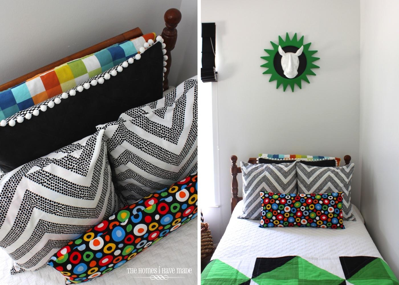 Zippered Pillow Sham-014